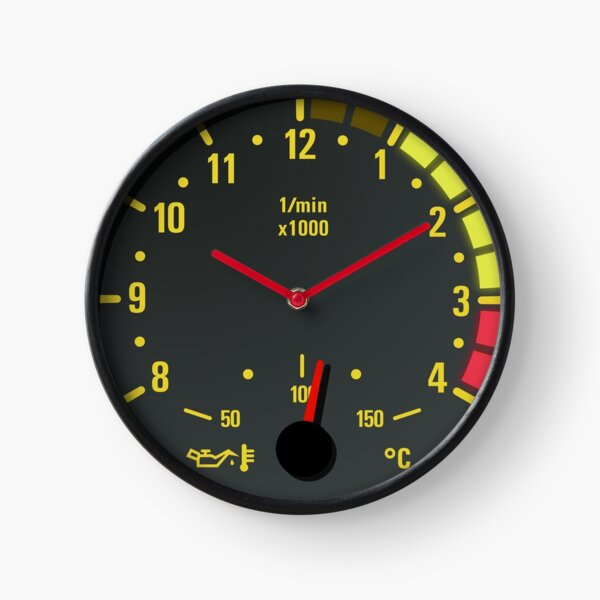 E46 Tachometer Clock Clock