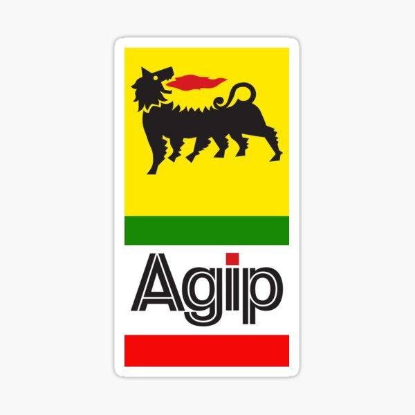 AGIP Sticker