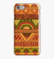African pattern iPhone Case/Skin