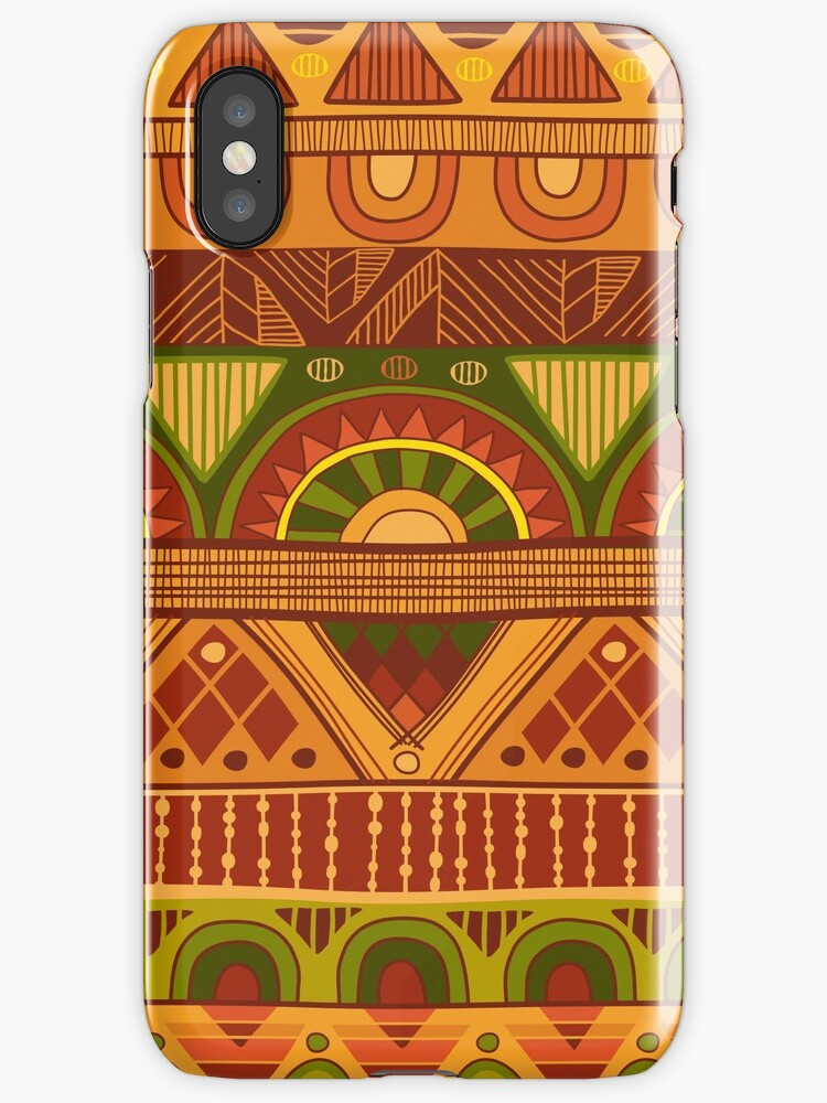 African pattern by SwetTS