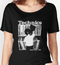 technics 1 Women's Relaxed Fit T-Shirt