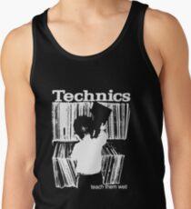 technics 1 Tank Top