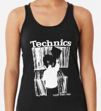 Camiseta con espalda nadadora técnicas 1