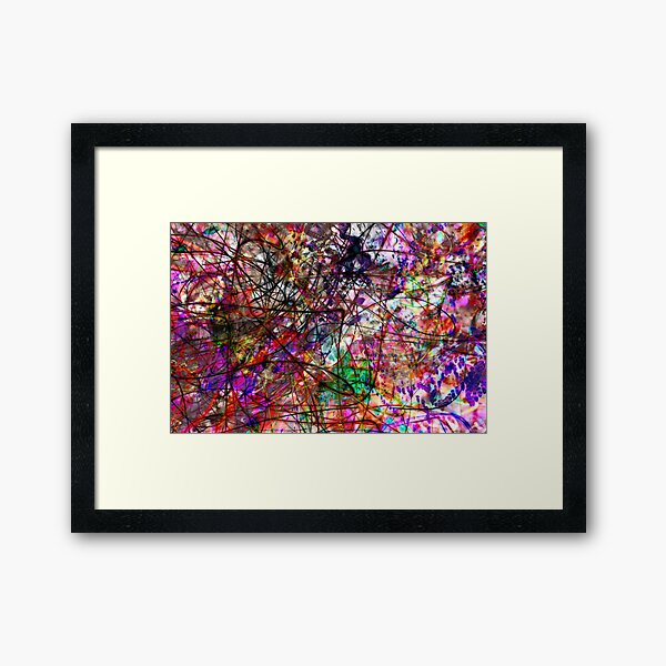 Ethopathologic Framed Art Print