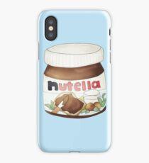 Nutella Jar iPhone Case/Skin