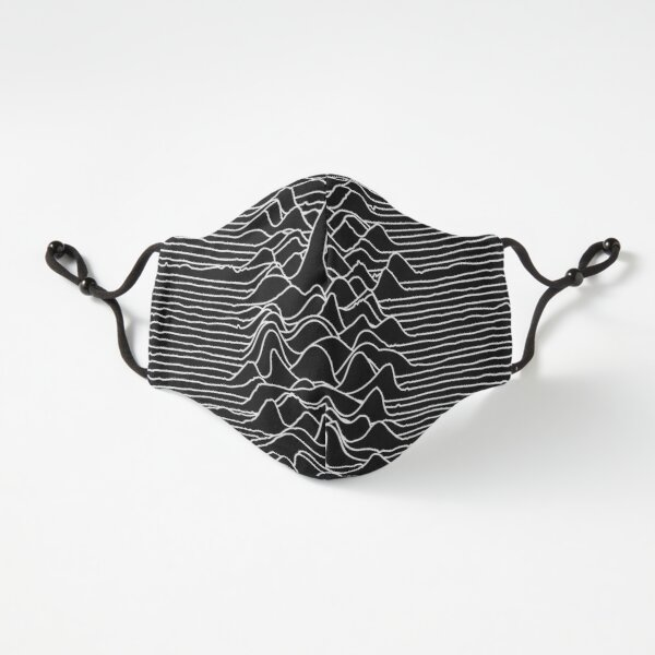 Joy Division - Unknown Pleasures  Fitted 3-Layer