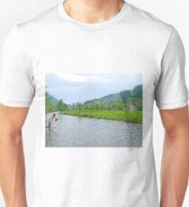 Bosnian River Scene T-Shirt