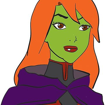 DC's Miss Martian from Young Justice by Aphina