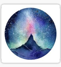 Lonely Mountain Sticker