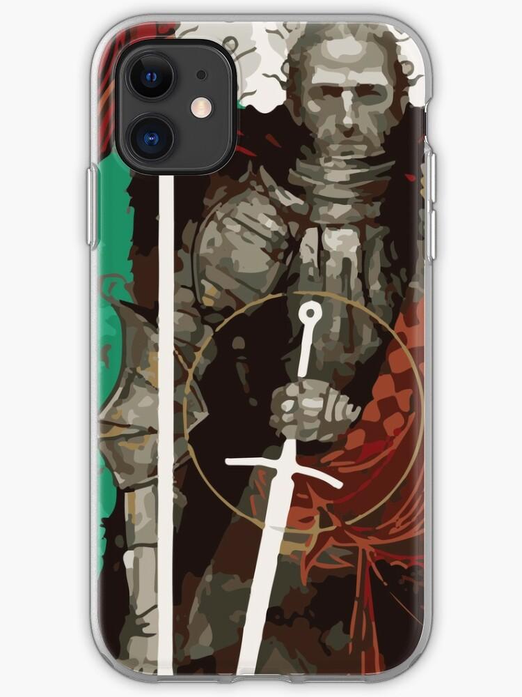 Dorian Tarot Card 2 2 iphone case