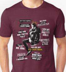 Delsin Rowe Quotes T-Shirt