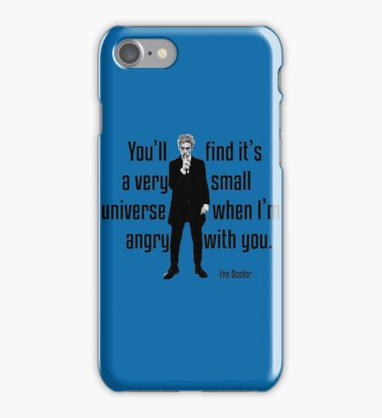 It's a very small universe iPhone Case/Skin
