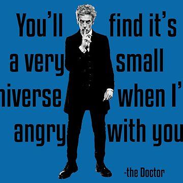 It's a very small universe by magmakensuke