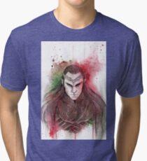 Lord Elrond Tri-blend T-Shirt