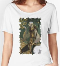 Solas Tarot Card 1 Women's Relaxed Fit T-Shirt