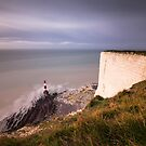 New years morning at Beachy head by willgudgeon