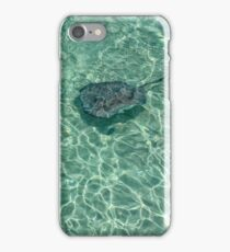 Undersea Visitor iPhone Case/Skin