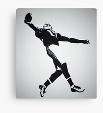 The Catch - Odell Beckham Jr Canvas Print