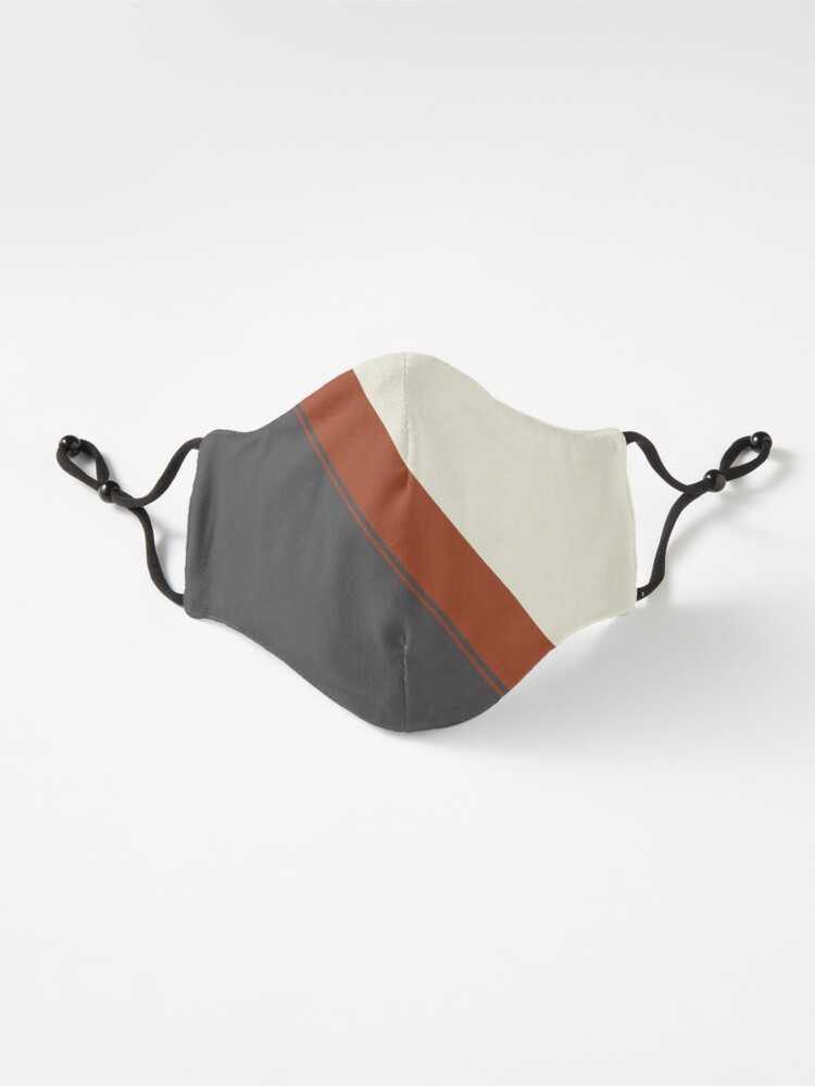 Alternate view of Modern Shapes Mask