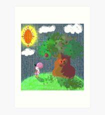 Yoshi Art Print