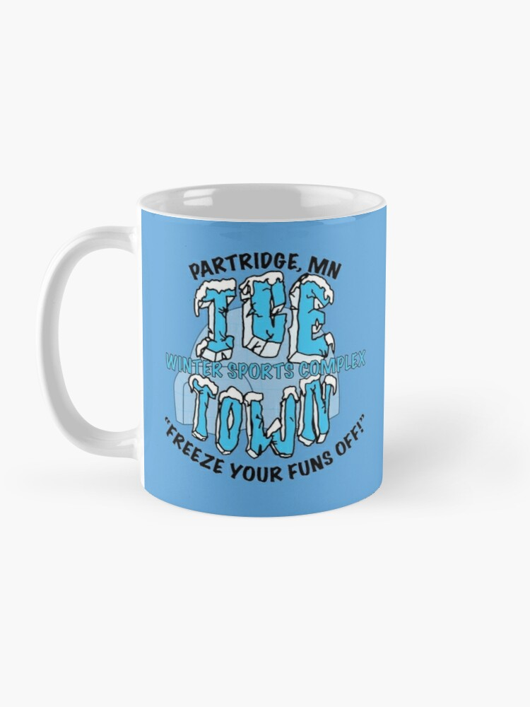 Alternate view of Parks and Rec: Ice Town Shirt Mug
