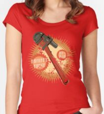 Rapture's Wrench Women's Fitted Scoop T-Shirt