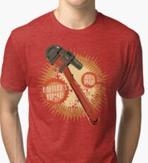 Rapture's Wrench Tri-blend T-Shirt