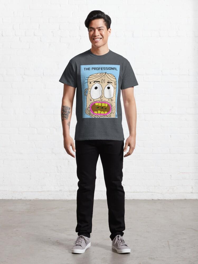 Alternate view of Scykosiz - THE PROFESSIONAL Classic T-Shirt