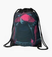 Bring Turtlenecks Back Drawstring Bag