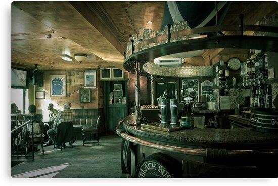 Biddy Mulligans Pub. Edinburgh. Scotland by JennyRainbow