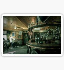 Biddy Mulligans Pub. Edinburgh. Scotland Sticker
