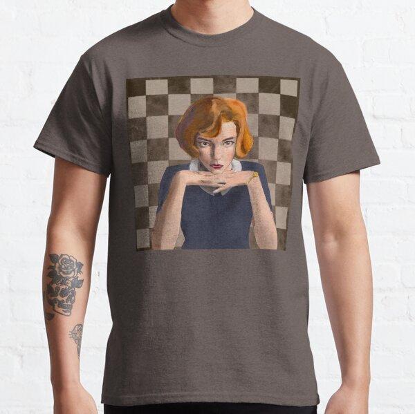 Beth Harmon Chess Queen Classic T-Shirt