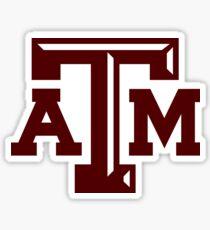 A&M University Sticker
