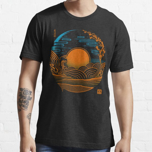 Japan chillout Essential T-Shirt