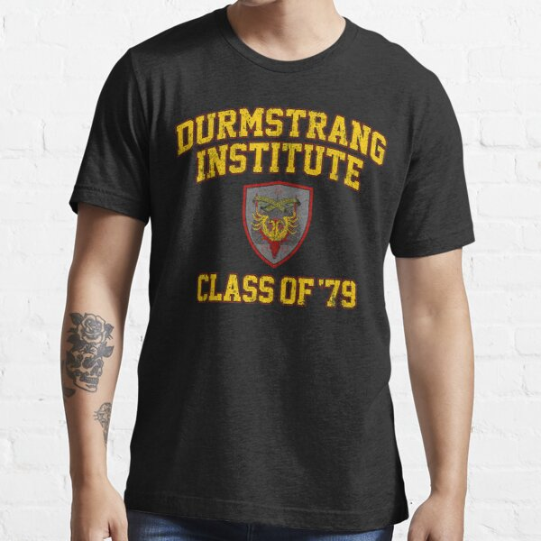 Durmstrang Institute Class Of 79 T Shirt By Huckblade Redbubble I believe every human has a finite number of heartbeats. durmstrang institute class of 79 t shirt by huckblade redbubble