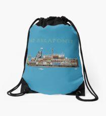 The Belafonte - The Life Aquatic Drawstring Bag