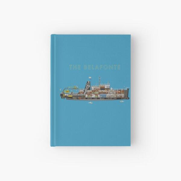 The Belafonte - The Life Aquatic Hardcover Journal