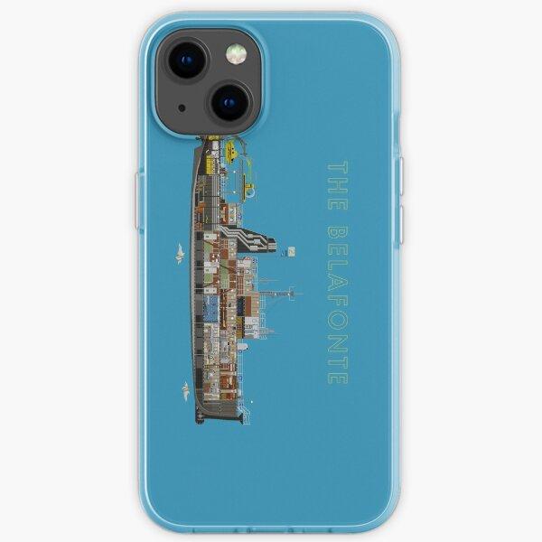 The Belafonte - The Life Aquatic iPhone Soft Case