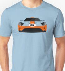 Das ultimative amerikanische Superauto in Racing-Lackierung Unisex T-Shirt