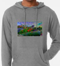 For I Know The Plans I Have For You Lightweight Hoodie