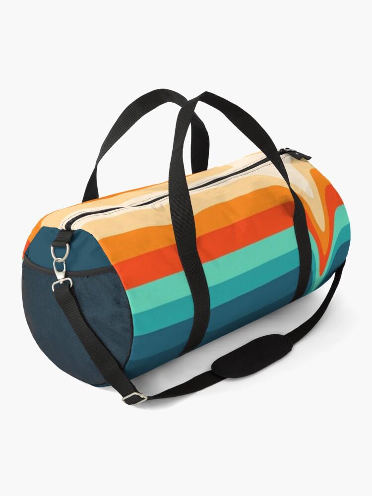 Alternate view of Retro Verve Duffle Bag