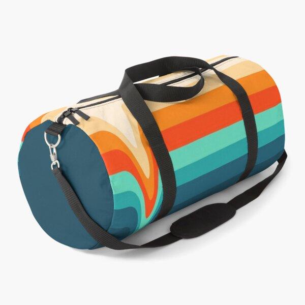 Retro Verve Duffle Bag