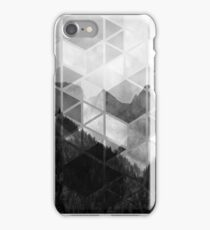 Forest Geometric Print iPhone Case/Skin