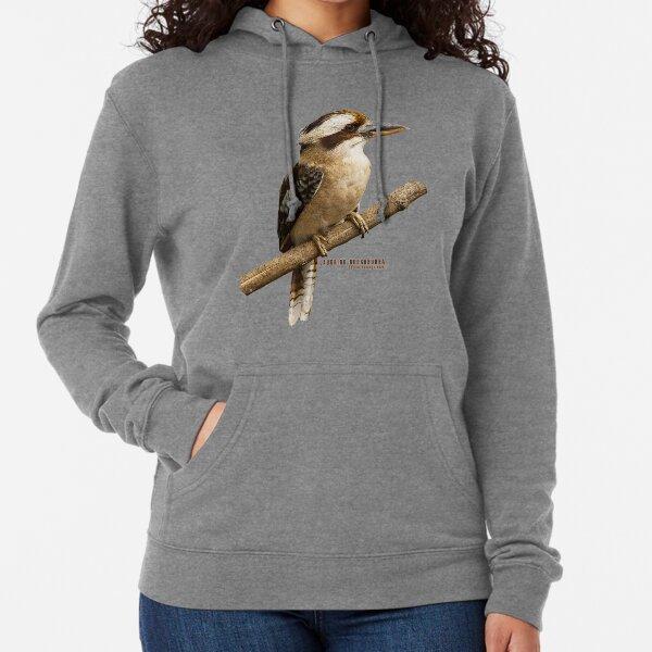 Laughing Kookaburra_01C Lightweight Hoodie