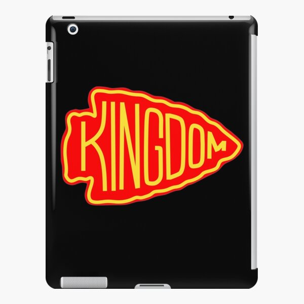 Kansas City Red Kingdom iPad Snap Case