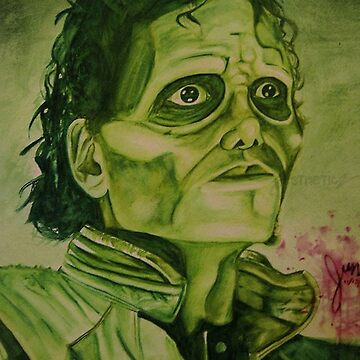 "Micheal Jackson ""Thriller"" by thalilarsenic"