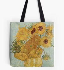 Vincent van Gogh - Sunflowers Tote Bag
