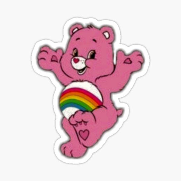 Cheer Bear Care Bear Sticker