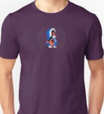 Ice Climber - Sprite Badge Unisex T-Shirt
