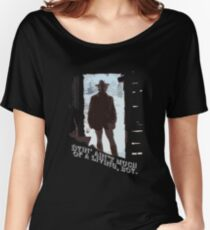 The Outlaw Josey Wales Women's Relaxed Fit T-Shirt